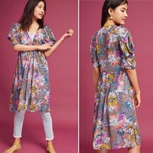 Anthropologie Akemi + Kin Midi Length Dress